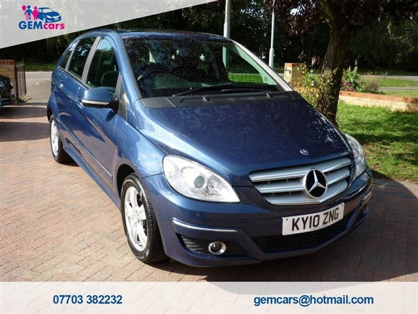 Large image for the Mercedes-Benz B Class