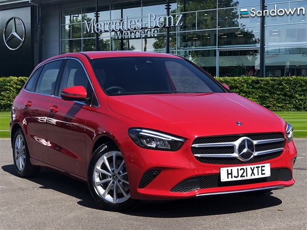 Large image for the Mercedes-Benz B-Class