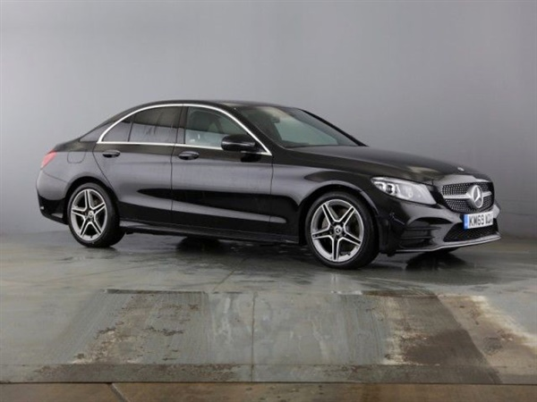 Large image for the Mercedes-Benz C-Class
