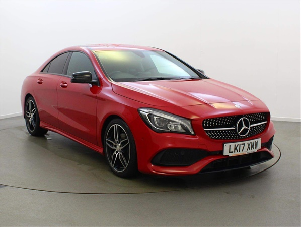 Large image for the Mercedes-Benz CLA