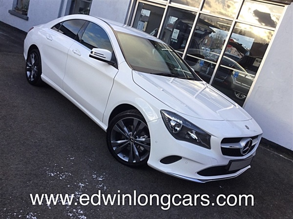 Large image for the Mercedes-Benz CLA180