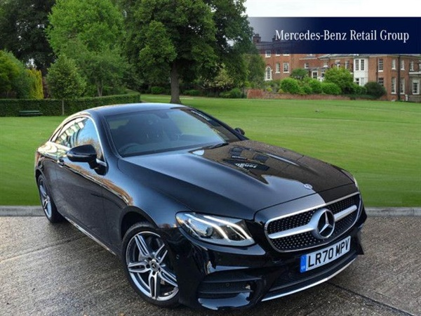 Large image for the Mercedes-Benz E-Class