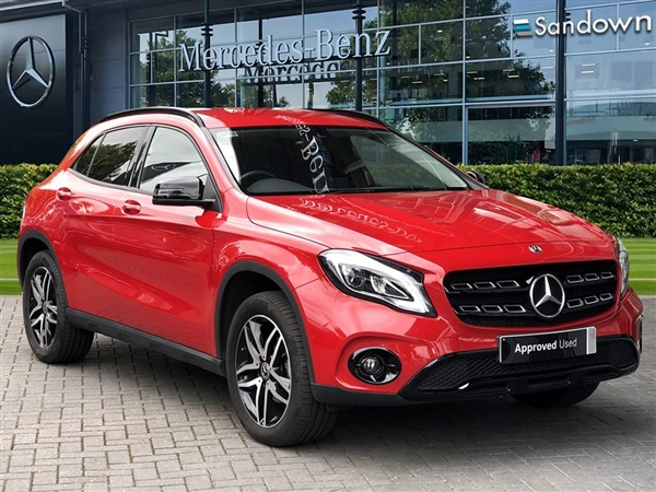 Large image for the Mercedes-Benz GLA