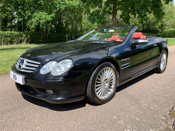 Large image for the Mercedes-Benz SL CLASS