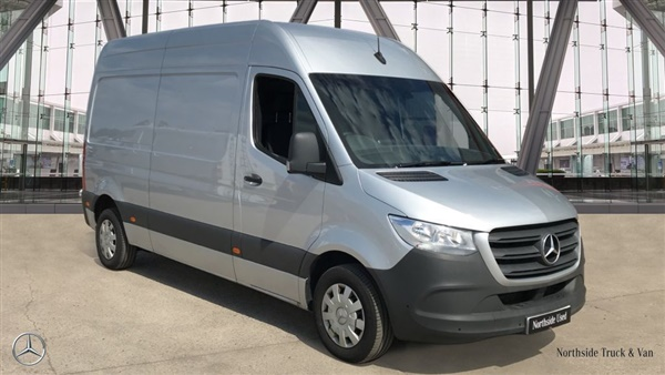 Large image for the Mercedes-Benz Sprinter