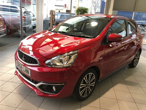 Large image for the Mitsubishi Mirage