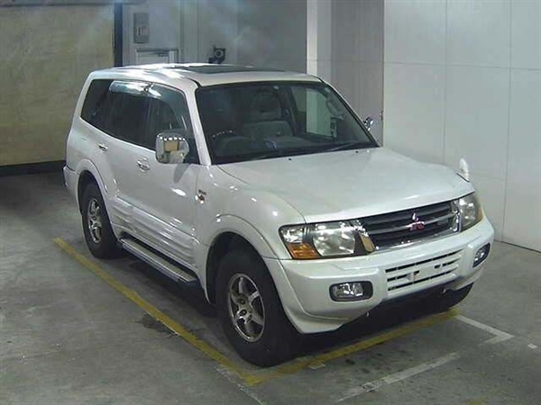 Large image for the Mitsubishi Pajero
