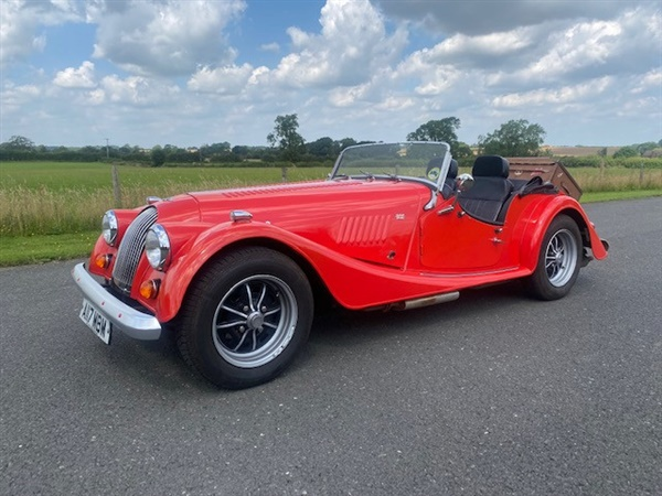 Large image for the Morgan 4-4 1600