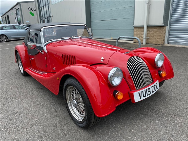 Large image for the Morgan PLUS 4