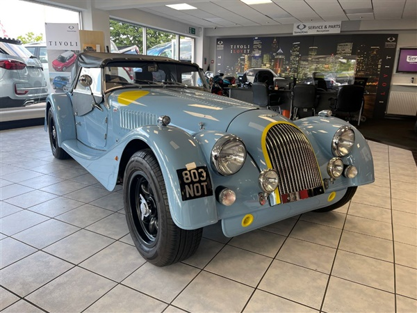 Large image for the Morgan Plus Four