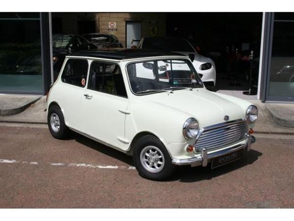 Large image for the Morris Mini