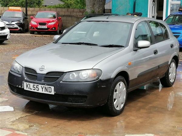 Large image for the Nissan Almera