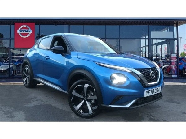Large image for the Nissan Juke