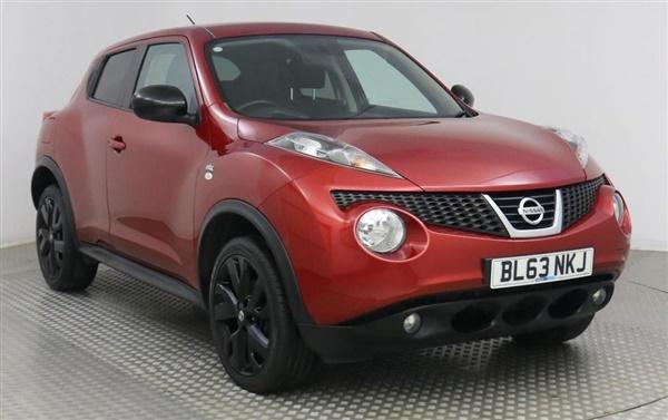 Large image for the Nissan JUKE