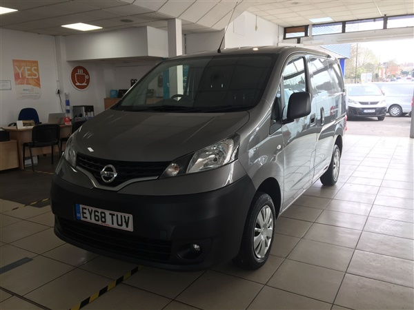 Large image for the Nissan NV200
