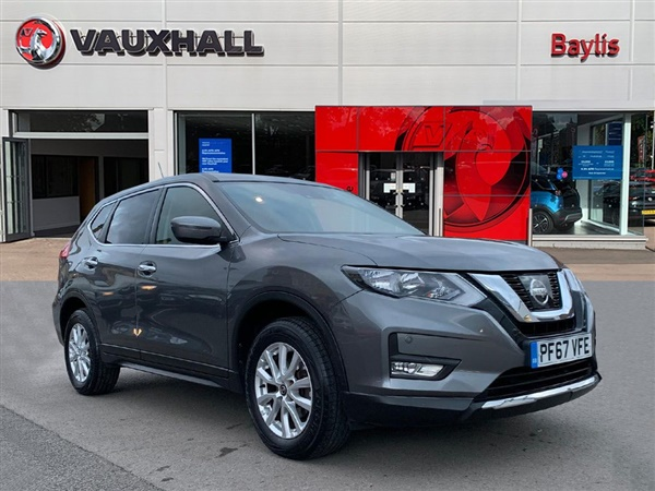 Large image for the Nissan X Trail