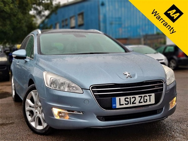 Large image for the Peugeot 508