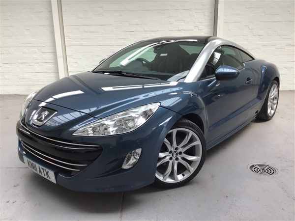 Large image for the Peugeot Rcz
