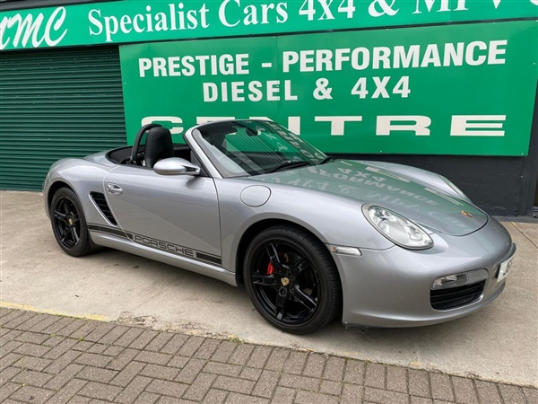 Large image for the Porsche Boxster