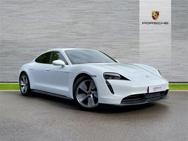 Large image for the Porsche Taycan