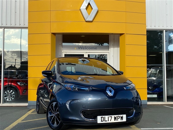Large image for the Renault Zoe
