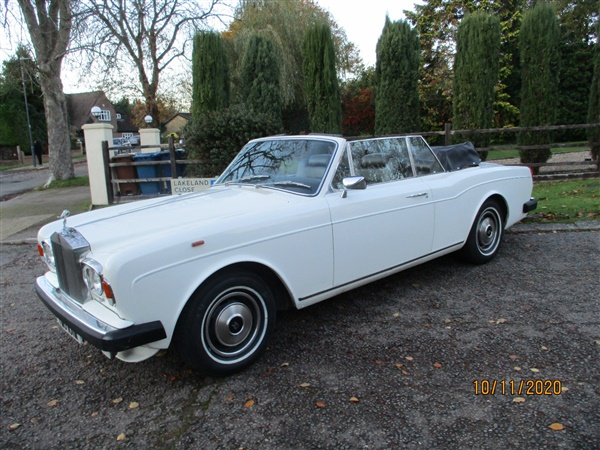 Large image for the Rolls-Royce Corniche