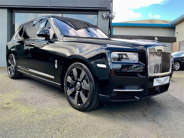 Large image for the Rolls-Royce Cullinan