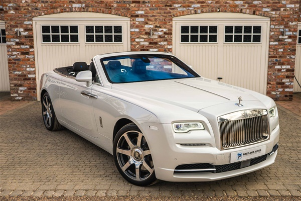 Large image for the Rolls-Royce DAWN