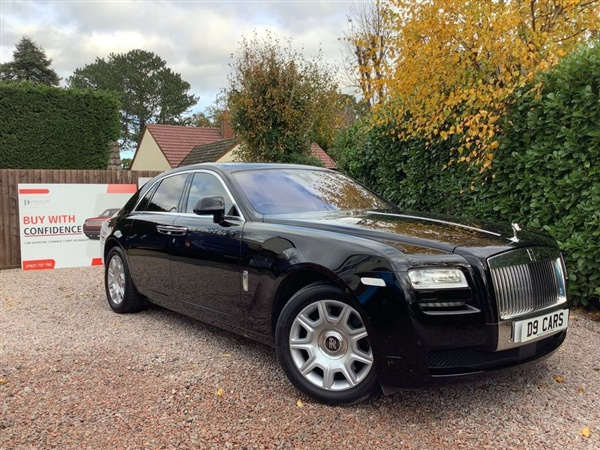 Large image for the Rolls-Royce GHOST