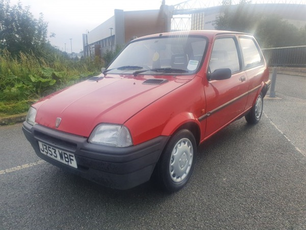 Large image for the Rover METRO C