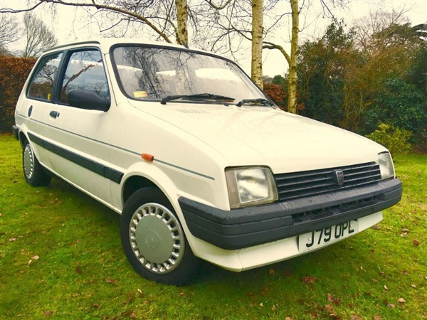 Large image for the Rover METRO