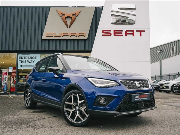 Large image for the Seat Arona