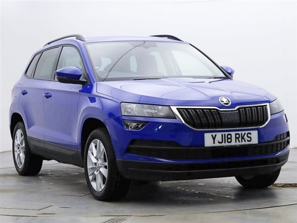 Large image for the Skoda Karoq
