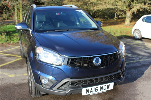 Large image for the Ssangyong Korando
