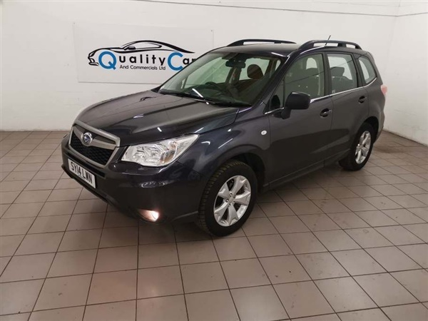 Large image for the Subaru Forester