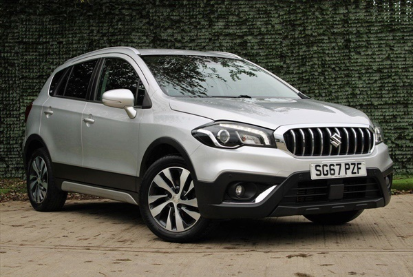 Large image for the Suzuki SX4 S Cross