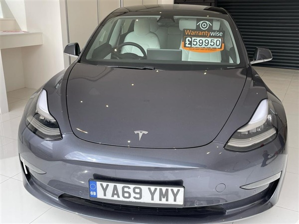 Large image for the Tesla Model 3