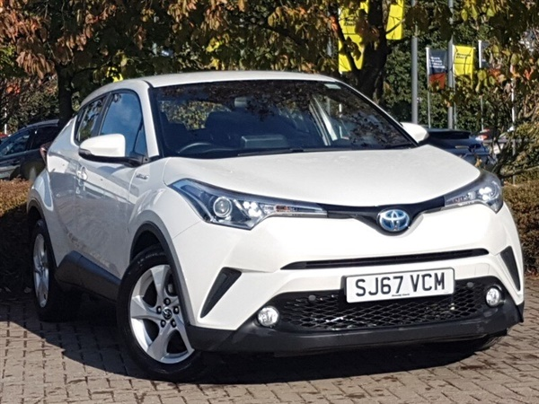 Large image for the Toyota C-HR