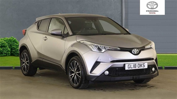 Large image for the Toyota C HR