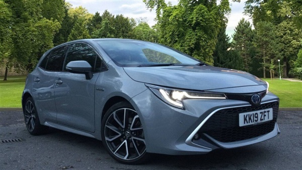 Large image for the Toyota Corolla