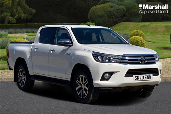 Large image for the Toyota Hilux