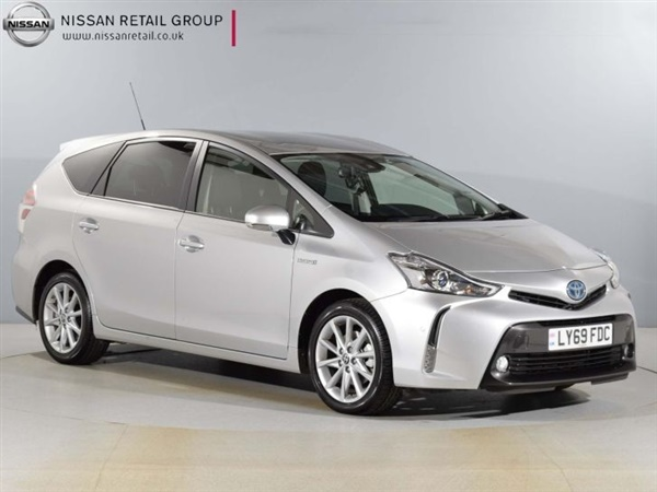 Large image for the Toyota Prius+