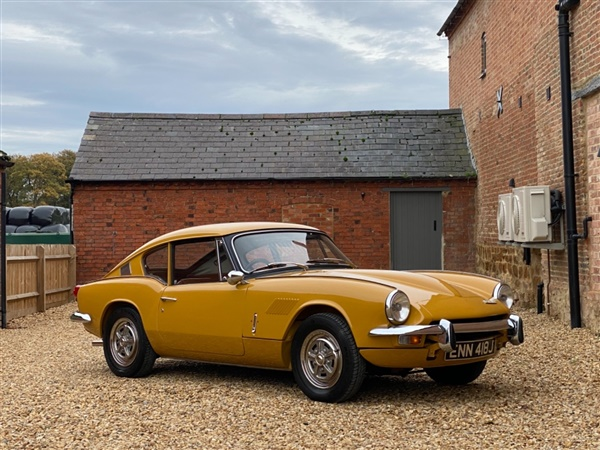 Large image for the Triumph GT6