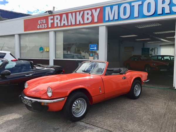 Large image for the Triumph Spitfire