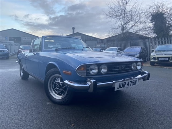 Large image for the Triumph STAG
