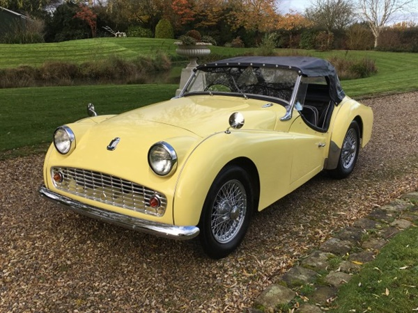 Large image for the Triumph TR3A
