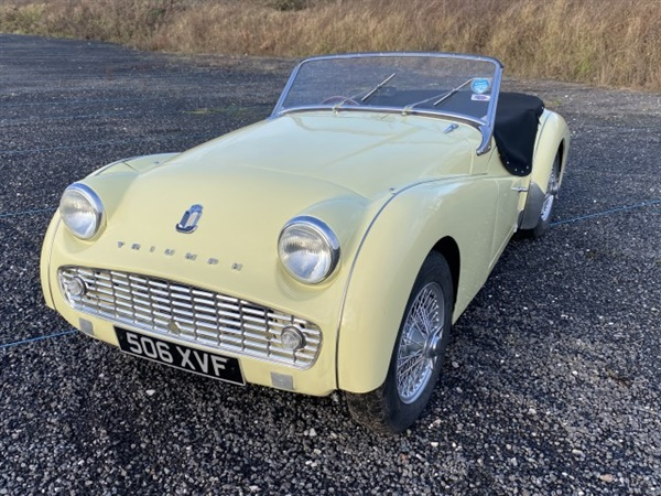 Large image for the Triumph TR3