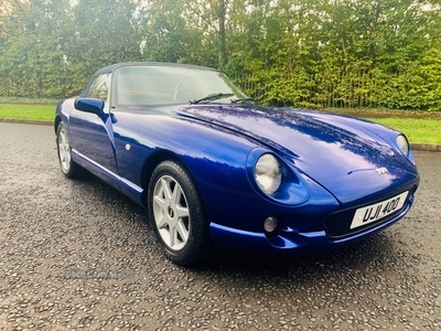 Large image for the TVR Chimaera