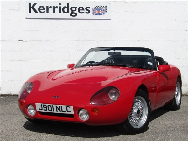 Large image for the TVR Griffith