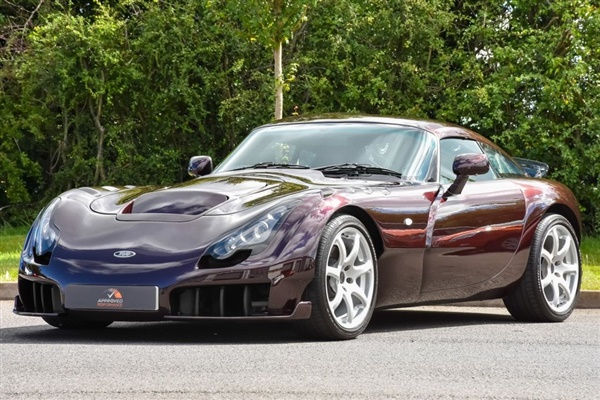 Large image for the TVR SAGARIS